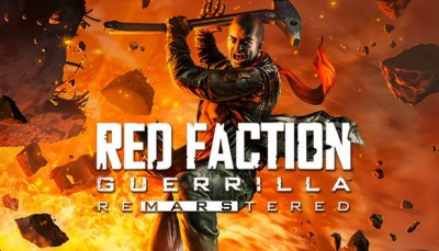 Red Faction: Guerrilla Re-Mars-tered (SWITCH) - okladka