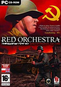 Red Orchestra: Ostfront 41-45 (PC) - okladka