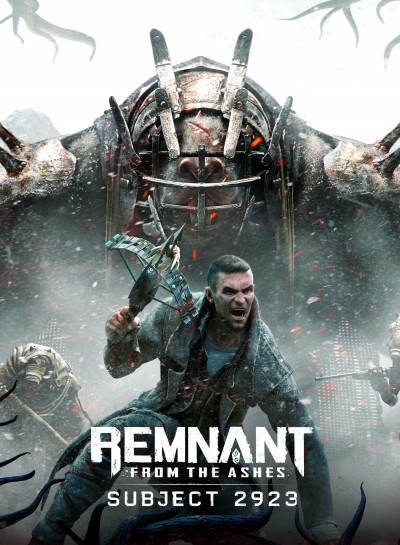 Remnant: From the Ashes - Subject 2923 (PS4) - okladka