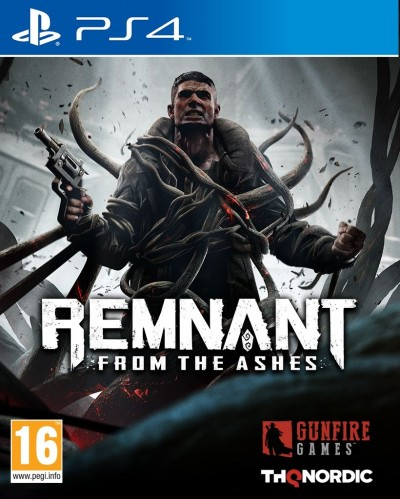 Remnant: From the Ashes (PS4) - okladka