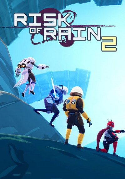 Risk of Rain 2 (PC) - okladka