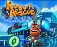 Robot Rescue Revolution (PS3) - okladka