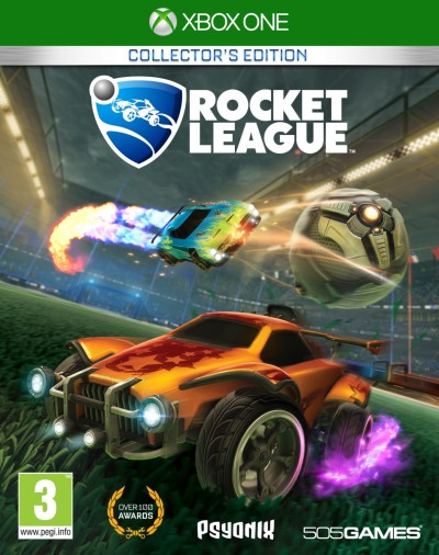 Rocket League (Xbox One) - okladka