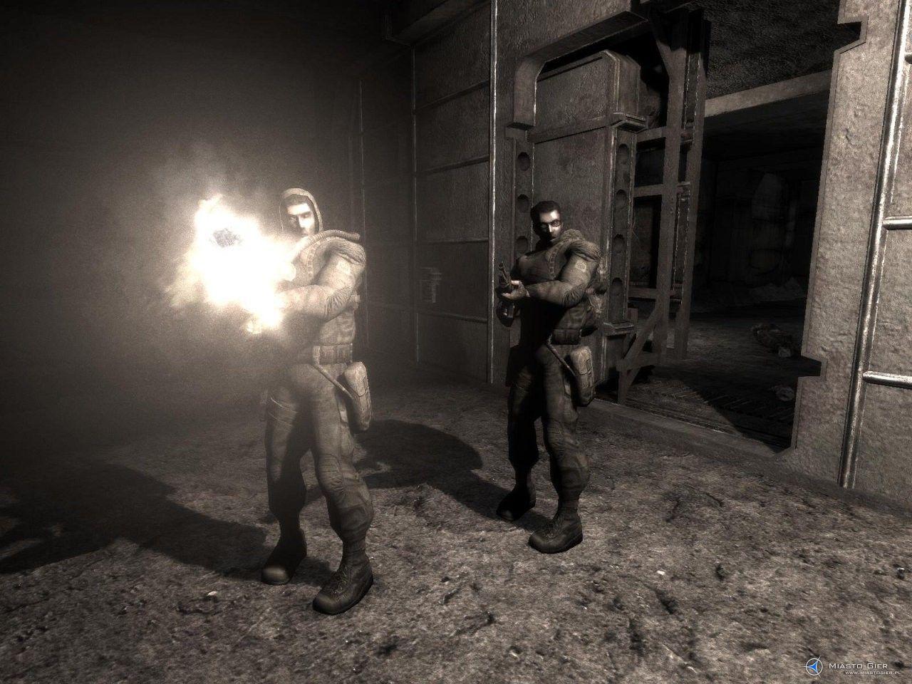 - nowy tryb rozgrywki dla gry S.T.A.L.K.E.R.: Cień Czarnobyla