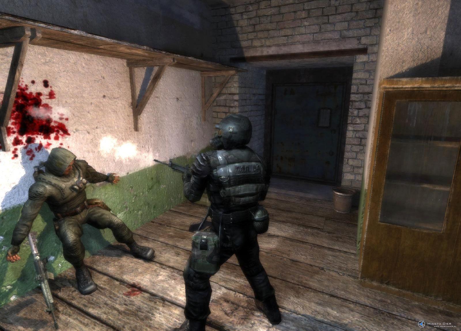 Nowe screeny z gry S.T.A.L.K.E.R.: Shadow of Chernobyl