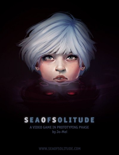 Sea of Solitude (PS4) - okladka