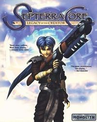 Septerra Core: Legacy of the Creator (PC) - okladka
