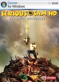 Serious Sam: The First Encounter HD (PC) - okladka