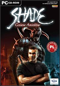 Shade: Gniew Aniołów (PC) - okladka