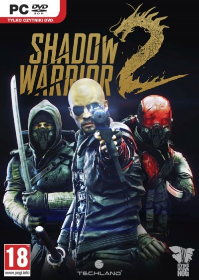 Shadow Warrior 2 (PC) - okladka