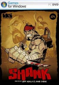 Shank (PC) - okladka