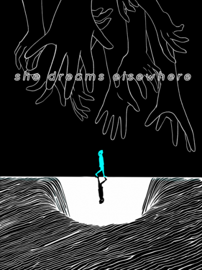 She Dreams Elsewhere (Xbox One) - okladka