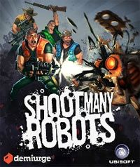 Ok�adka Shoot Many Robots