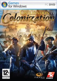 Sid Meier's Civilization IV: Colonization (PC) - okladka