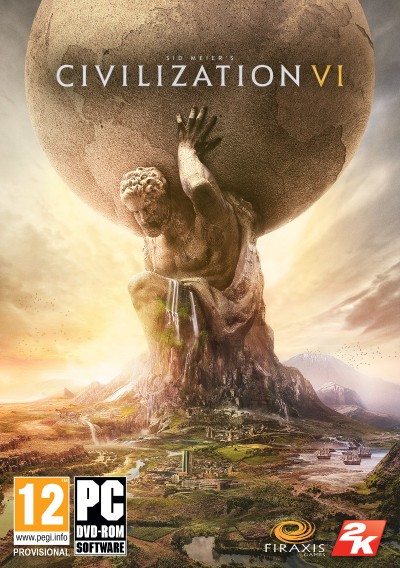Sid Meier's Civilization VI (PC) - okladka