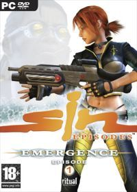 Sin Episodes: Emergence (PC) - okladka