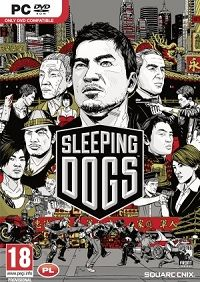 Sleeping Dogs (PC) - okladka