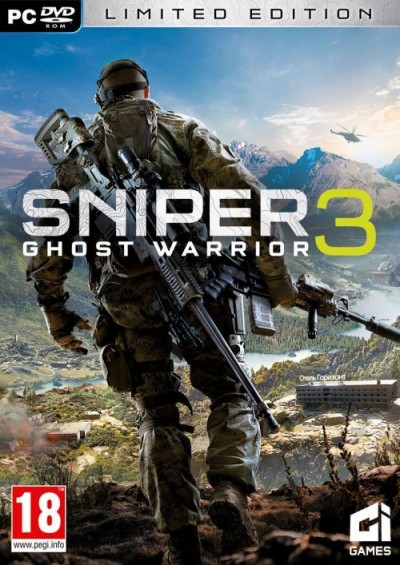 Sniper: Ghost Warrior 3 (PC) - okladka