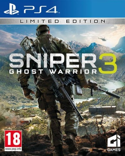 Sniper: Ghost Warrior 3 (PS4) - okladka