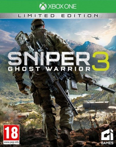 Sniper: Ghost Warrior 3 (XBOXONE) - okladka