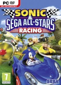 Sonic & SEGA All-Stars Racing (PC) - okladka