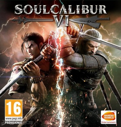 SoulCalibur VI (PC) - okladka