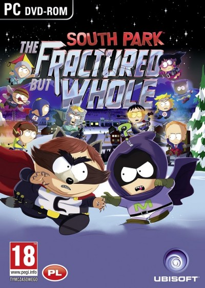 South Park: The Fractured But Whole (PC) - okladka