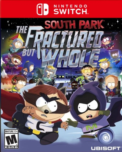 South Park: The Fractured But Whole (SWITCH) - okladka
