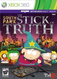 Zapowied� South Park: The Stick of Truth X360