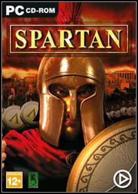 Spartan (PC) - okladka