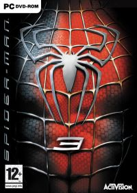 Spider-Man 3 (PC) - okladka