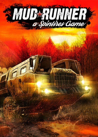 Spintires: MudRunner (PC) - okladka