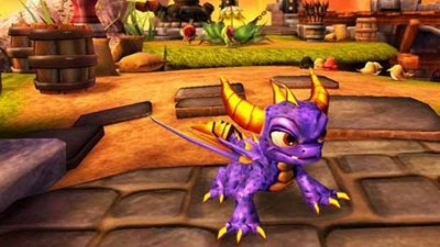 Spyro Reignited Trilogy (XBOXONE) - okladka