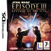 Star Wars: Episode III Revenge of the Sith (DS) - okladka