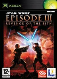 Star Wars: Episode III Revenge of the Sith (XBOX) - okladka