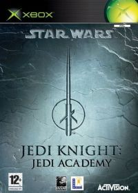 Star Wars Jedi Knight: Jedi Academy (XBOX) - okladka