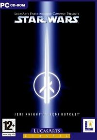 Ok�adka Star Wars Jedi Outcast: Jedi Knight II