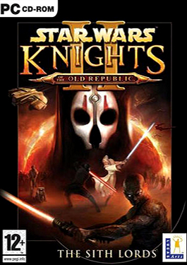 Star Wars: Knights of the Old Republic II - The Sith Lords (PC) - okladka
