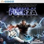 Star Wars: The Force Unleashed (MOB) - okladka