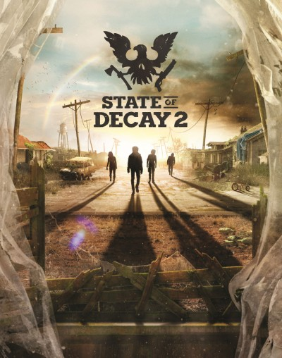 State of Decay 2 (XBOXONE) - okladka
