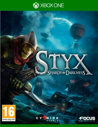 Styx: Shards of Darkness (XBOXONE) - okladka