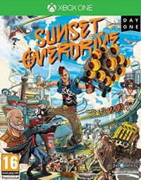 Sunset Overdrive (XBOXONE) - okladka