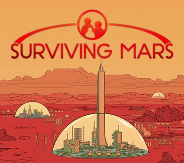 Surviving Mars (XBOXONE) - okladka