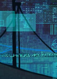 Technobabylon (PC) - okladka