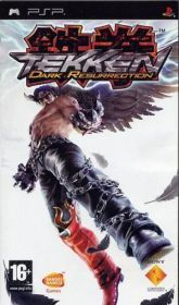 Tekken 5: Dark Resurection (PSP) - okladka