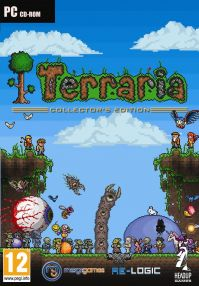 Terraria (PC) - okladka