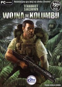 Terrorist Takedown: Wojna w Kolumbii (PC) - okladka