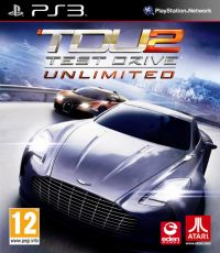 Test Drive Unlimited 2 (PS3) - okladka
