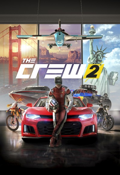 The Crew 2 (PS4) - okladka