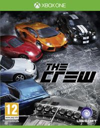 The Crew (XBOXONE) - okladka
